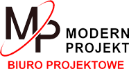 logo modernprojekt